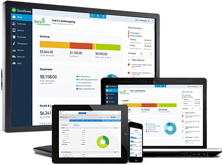 Cloud Bookkeeping Services with Ventura QuickBooks